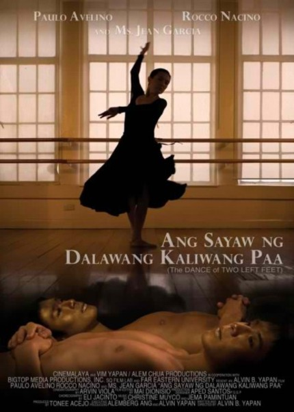 Cinemalaya 2011: THE DANCE OF TWO LEFT FEET Review