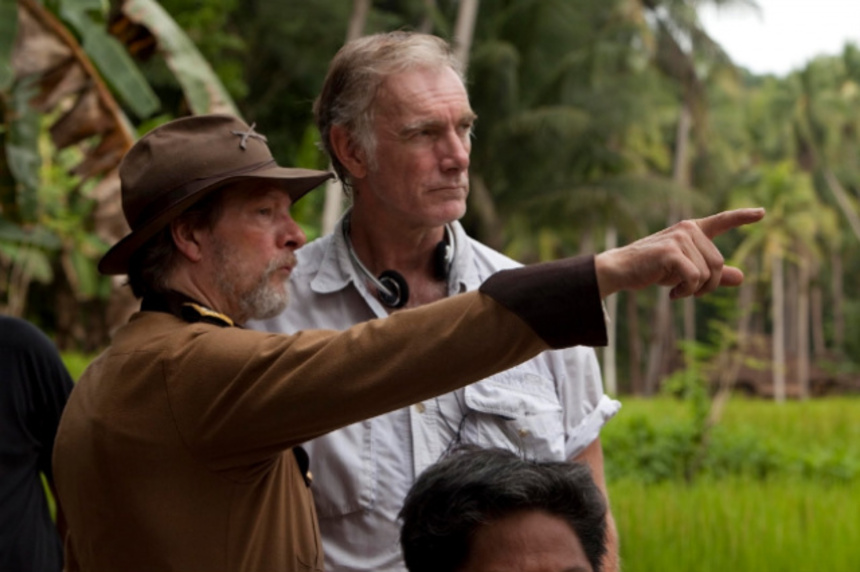 AMIGO: John Sayles Interview