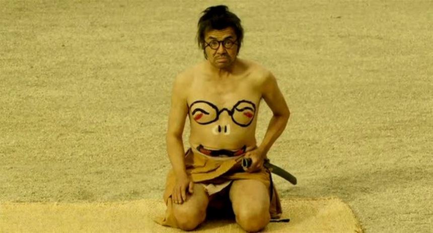 NYAFF 2012 Screening: SCABBARD SAMURAI, A Swordless, Sincere Comedy