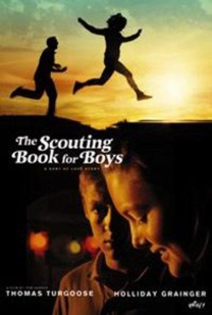 Thomas Turgoose Stars In THE SCOUTING BOOK FOR BOYS