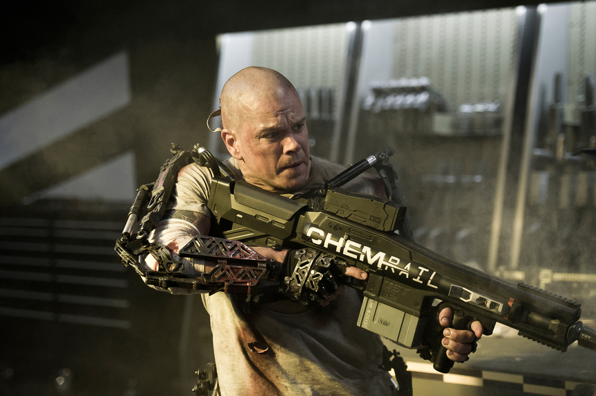 SDCC 2012: What We Now Know About ELYSIUM