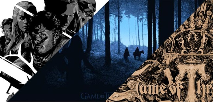 SDCC 2012: GAME OF THRONES and More On Tap from Mondo