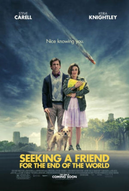 LA Film Fest 2012 Review: SEEKING A FRIEND FOR THE END OF THE WORLD