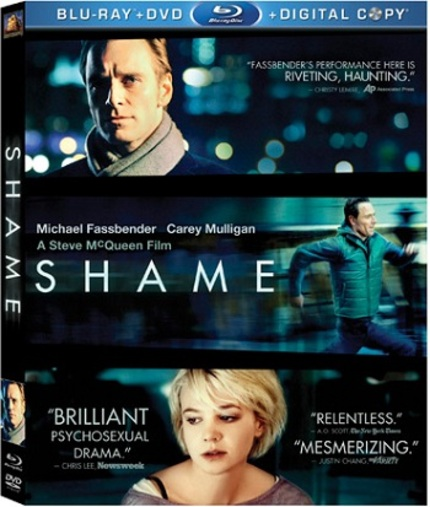Blu-ray Review: SHAME, Fassbender, and Addiction Personified