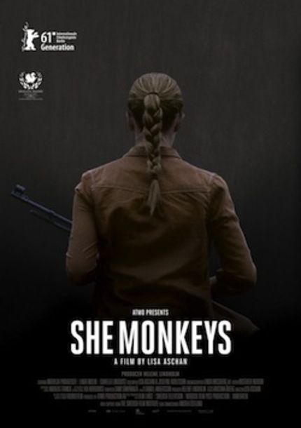 Trailer For Tribeca Winner SHE MONKEYS (APFLICKORNA)