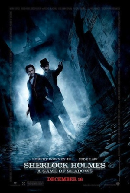 Weinberg Reviews SHERLOCK HOLMES: A GAME OF SHADOWS