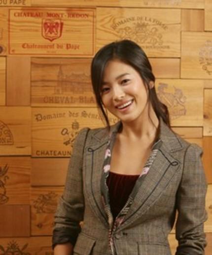 Wong Kar-Wai Chooses His Action Lady: Song Hye-Gyo
