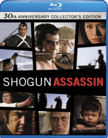 SHOGUN ASSASSIN Blu-Ray Review
