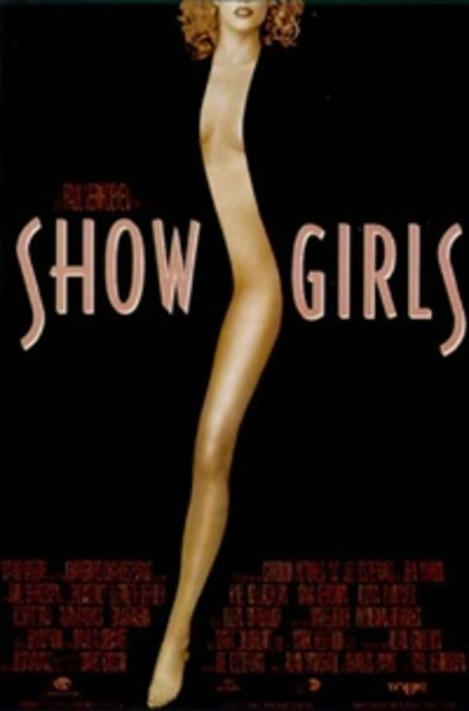 One Baffling Trailer For SHOWGIRLS: THE RETURN Coming Right Up ...