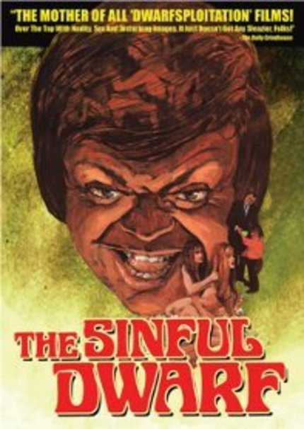 DVD Review: THE SINFUL DWARF