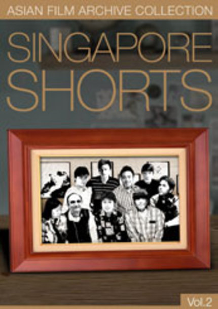 DVD Review of Asian Film Archive's SINGAPORE SHORTS VOL 2