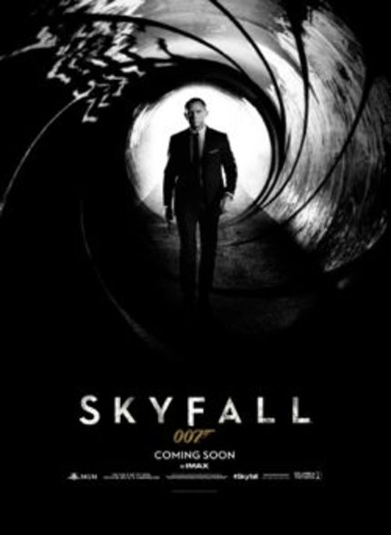 Bond Plays Word Games & Kills People in First SKYFALL Teaser!