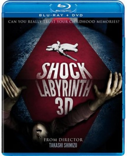 Blu-ray Review: SHOCK LABYRINTH