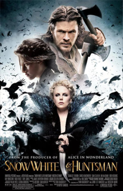 Review: SNOW WHITE AND THE HUNTSMAN is Dwarfed By Its Messy Ending
