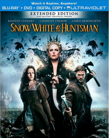 Blu-ray Review: The Occasionally Beautiful, Utterly Empty SNOW WHITE AND THE HUNTSMAN