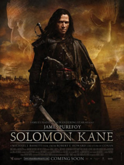 More Clips and Behind the Scenes Videos for SOLOMON KANE