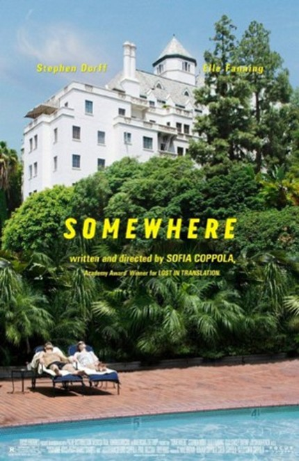London 2010: SOMEWHERE Review