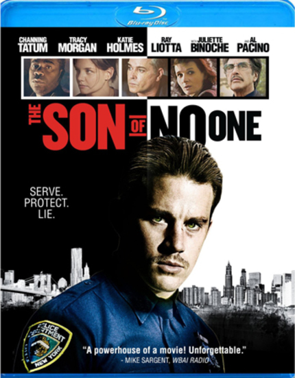 Contest: Win A DVD or Blu-Ray Copy Of The Cop Thriller THE SON OF NO ONE