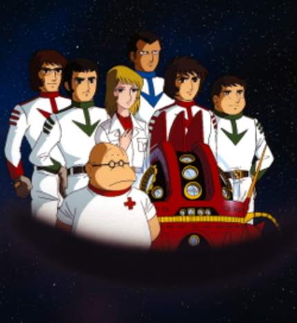 PiFan 2012 Showcasing Classic Anime SPACE BATTLESHIP YAMATO Film Series
