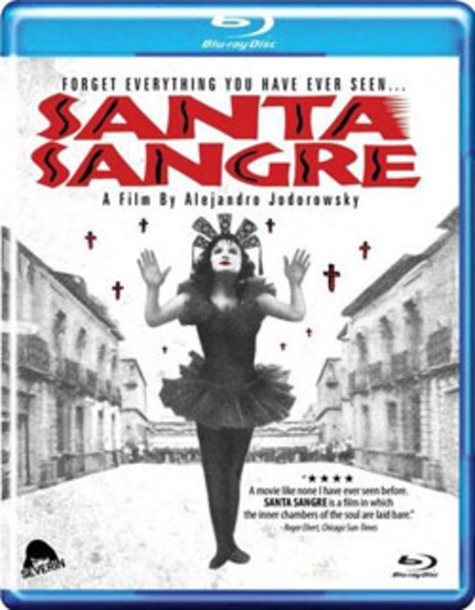 Blu-ray Review: SANTA SANGRE