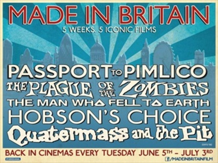 Bored Of The Olympics Already? Celebrate The Summer With Some Alternate British Film Classics!
