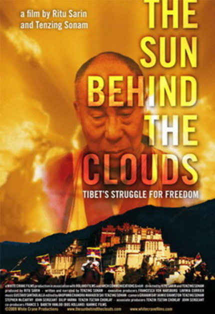 PSIFF10: THE SUN BEHIND THE CLOUDS (2010): Q&A With Ritu Sarin and Tenzing Sonam