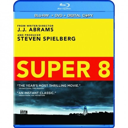 SUPER 8 on BluRay. Show it every 8 year old you know!