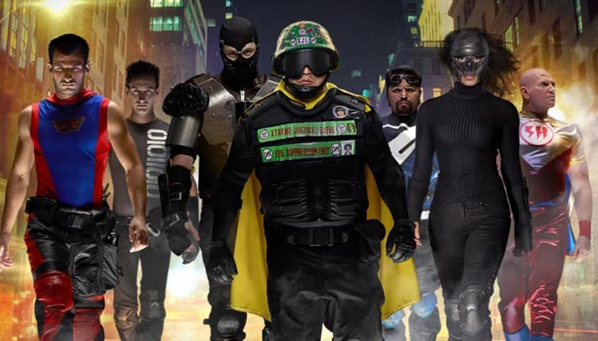 SDCC 2011: Slamdance Hit Doc SUPERHEROES Gets a Release