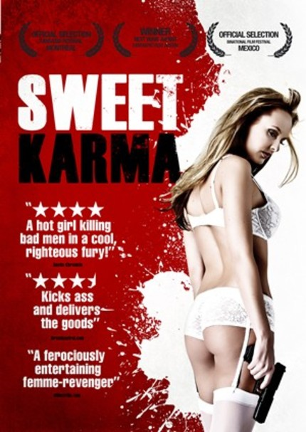 Shera Bechard Talks SWEET KARMA