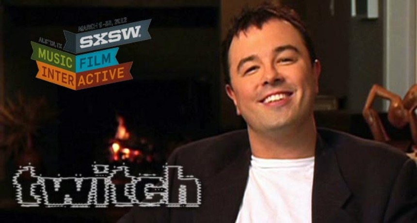 SXSW 2012: Conference Lineup Includes Seth MacFarlane, Joss Whedon, Kevin Smith, & More