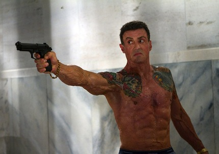And Now Sly's Got A Gun: The BULLET TO THE HEAD Trailer Drops