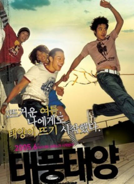 [K-FILM REVIEWS] 태풍태양 (The Aggressives)