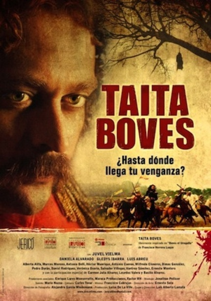 Independence's Blood: TAITA BOVES Trailer