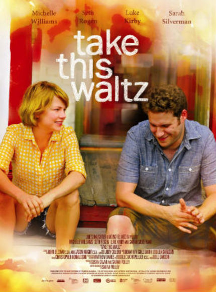 Review: TAKE THIS WALTZ, Sensitive and Smart, Yet Curiously Dispassionate