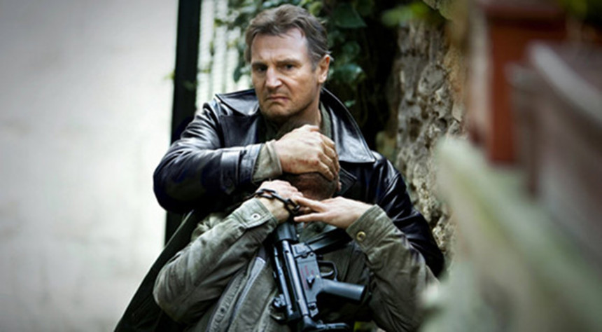 Review: TAKEN 2 Sets New Standard For Incoherent Action