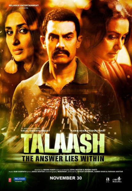 Aamir Khan's TALAASH Resurfaces With A New Trailer After An Eventful Summer