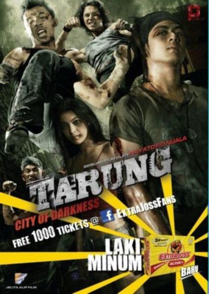 Action-packed Trailer For Indonesian Film TARUNG: CITY OF DARKNESS