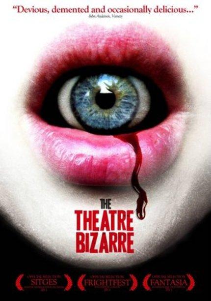 DVD Review: THE THEATRE BIZARRE