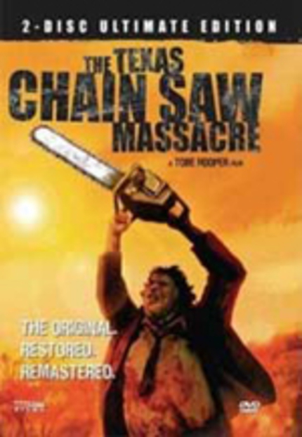 Dark Sky Films announces The Texas Chainsaw Massacre on Blu-Ray