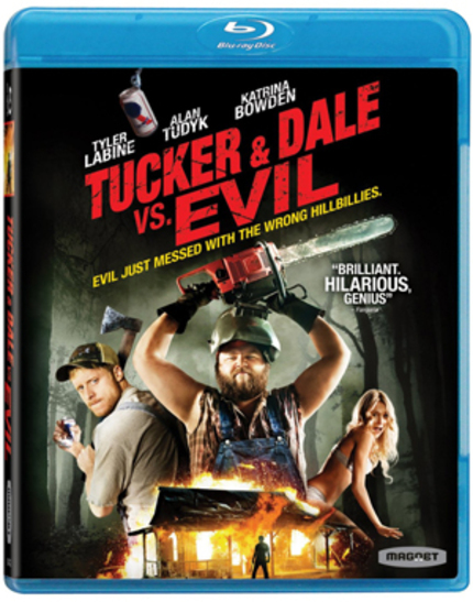 TUCKER & DALE VS. EVIL Blu-ray Review