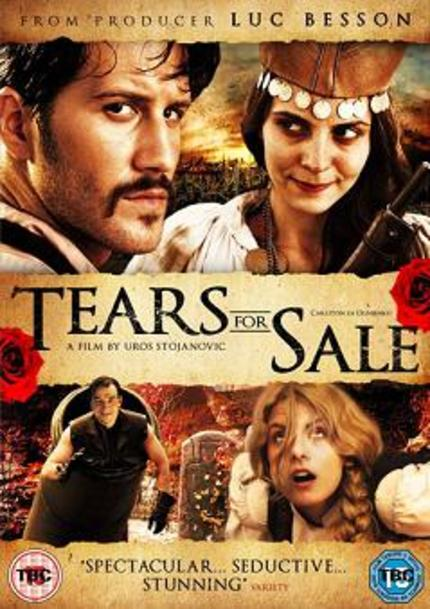 TEARS FOR SALE review