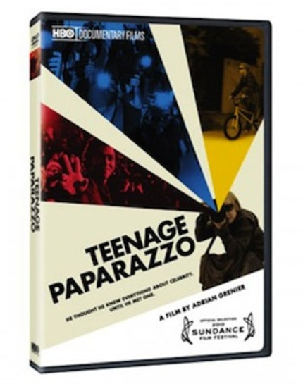 DVD Review: TEENAGE PAPARAZZO