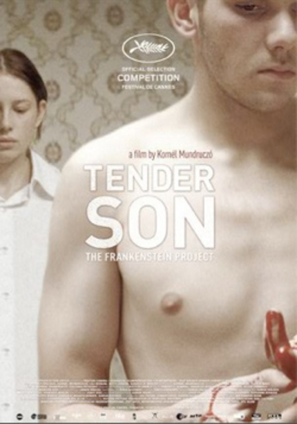 HKIFF 2011: TENDER SON: THE FRANKENSTEIN PROJECT Review