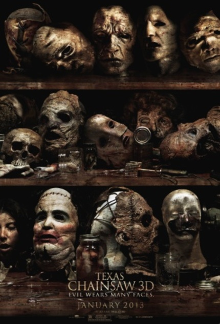TEXAS CHAINSAW 3D Has A Trailer. That Fades to Black. A Lot.