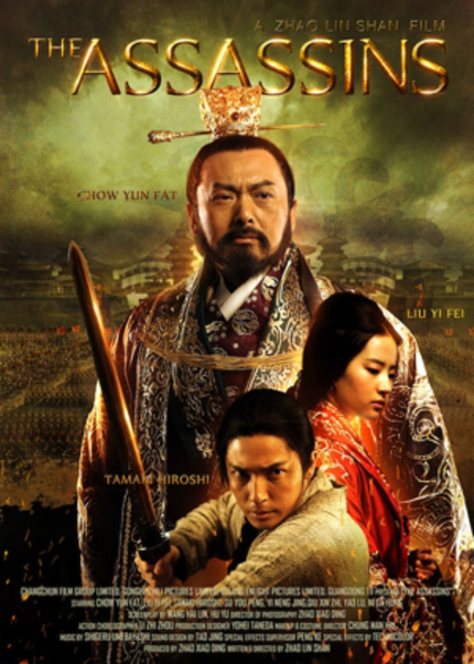 First Trailer for Chow Yun Fat Period Epic THE ASSASSINS