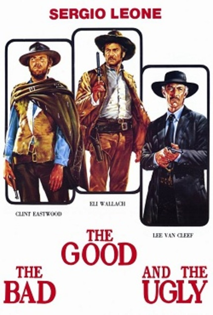 TCM CLASSIC FILM FESTIVAL 2010: THE GOOD, THE BAD & THE UGLY (1966): Onstage Conversation With Eli Wallach