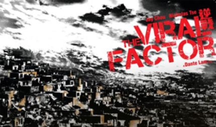 First teaser for Dante Lam's THE VIRAL FACTOR goes BOOM!