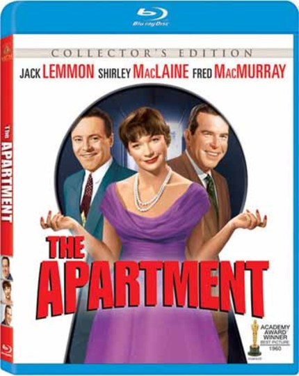 Blu-Ray Review: THE APARTMENT (1960) Still Great After All These Years