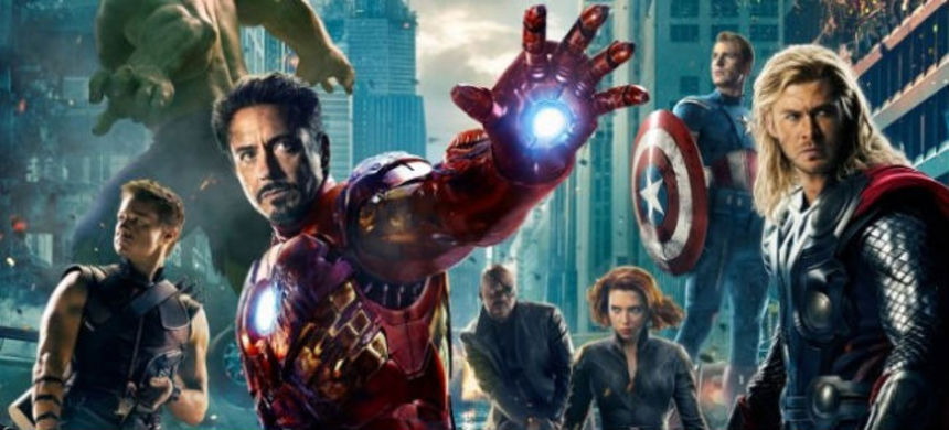 Weinberg Reviews THE AVENGERS
