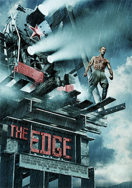 Train racings, nude women, wilderness and drama in the trailer of The Edge